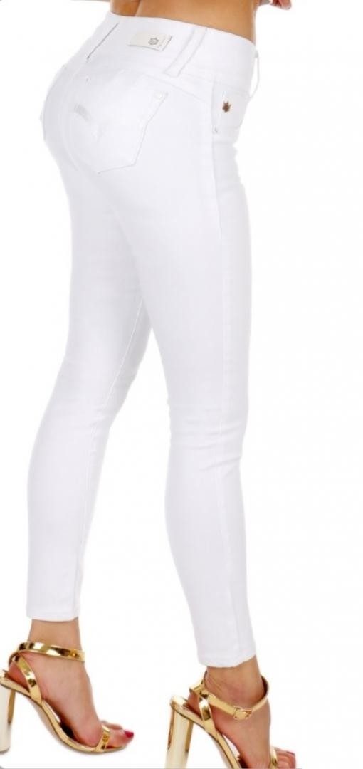 Sexy Couture Women's Colombian White Butt Lifter  Skinny Denim Jeans 1-15