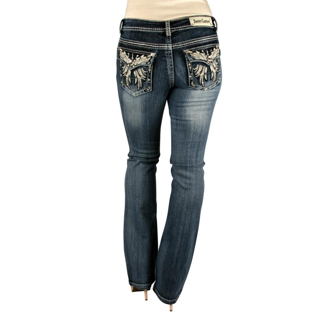 Denim Couture Brand Jeans