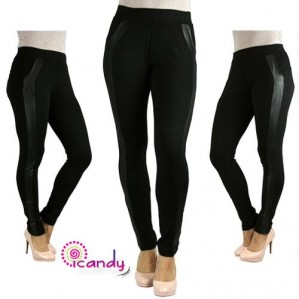 Liquid Faux Leather Jegging Legging Skinny Pants
